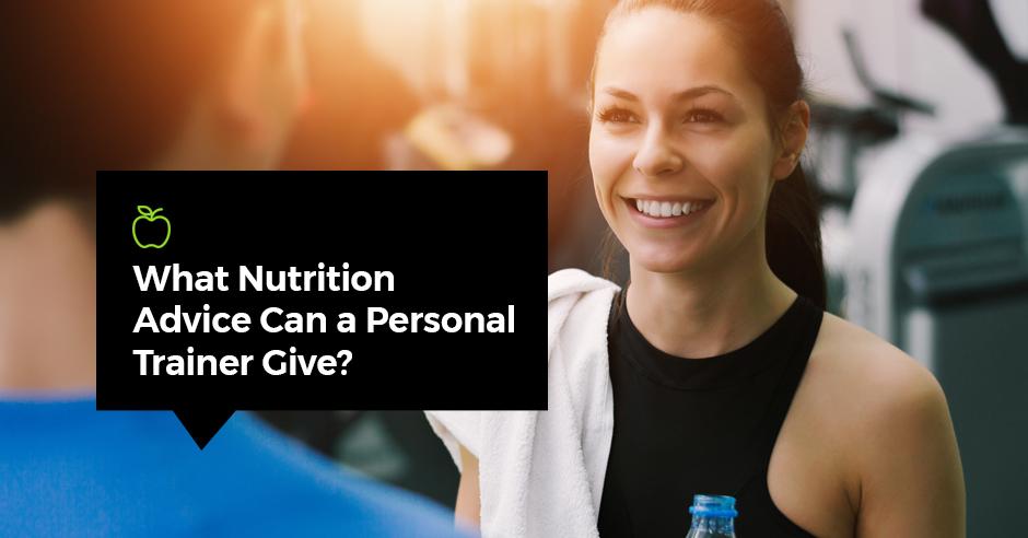 Какие советы по питанию может дать личный тренер?